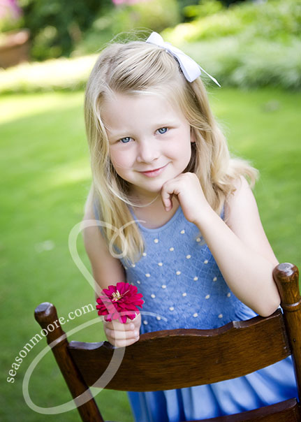 Raleigh Children's Portraits » Season Moore Photography  Raleigh Childre...