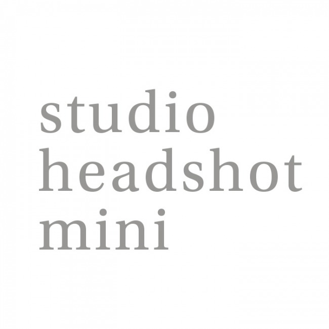 Studio Headshot Mini