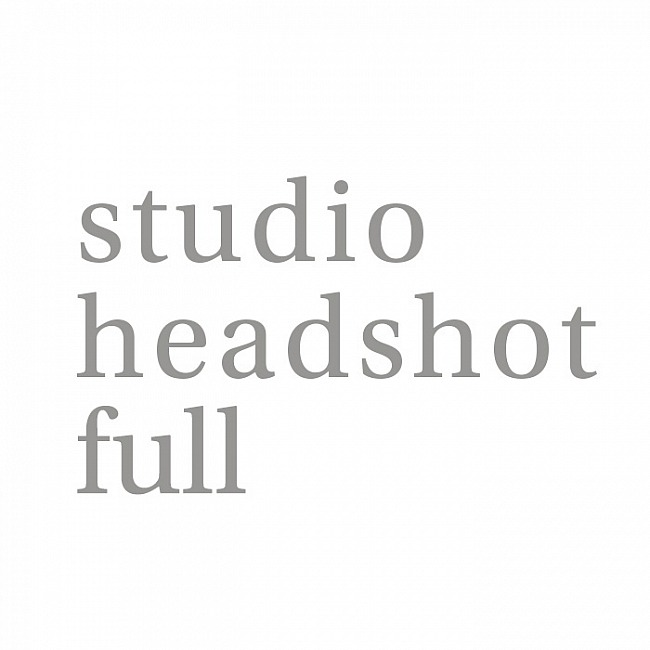 Studio Headshot Full