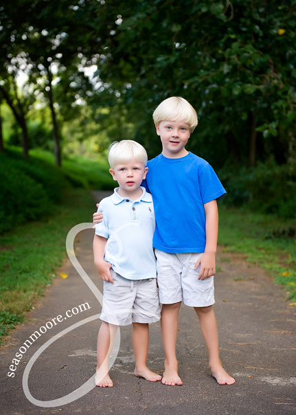 Blonde Boy Brothers