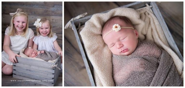big sister newborn raleigh nc