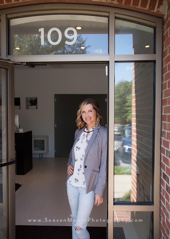 Jenny Abhau Headshots Raleigh NC Personal Branding Small business