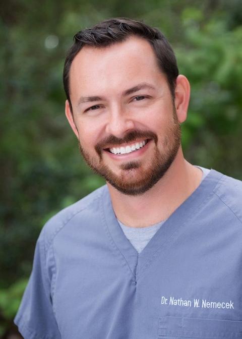 dr. nathan nemecek dentist st augustine florida